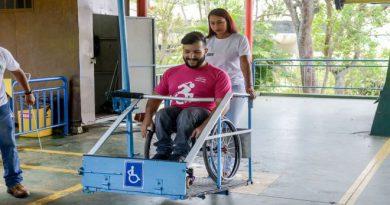 Parque em São Bernardo do Campo implanta primeiro teleférico adaptado da América Latina